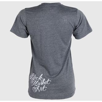t-shirt hardcore pour hommes - Leon Morley - BLACK MARKET, BLACK MARKET