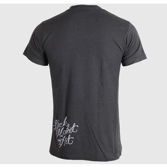 t-shirt hardcore pour hommes - Marcos Villagran - BLACK MARKET, BLACK MARKET