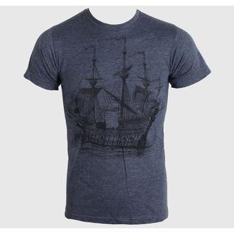 t-shirt hardcore pour hommes - Gents Galleon - BLACK MARKET, BLACK MARKET