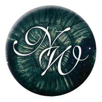 épinglette Nightwish - NW Logo - NUCLEAR BLAST, NUCLEAR BLAST, Nightwish