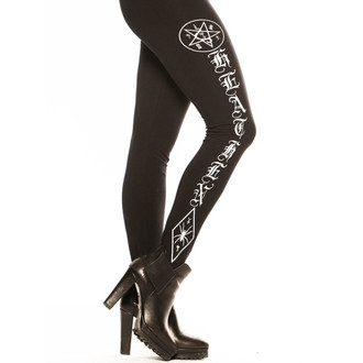 pantalon pour femmes (caleçons longs) CVLT NATION - Noire Mass - Noire, CVLT NATION