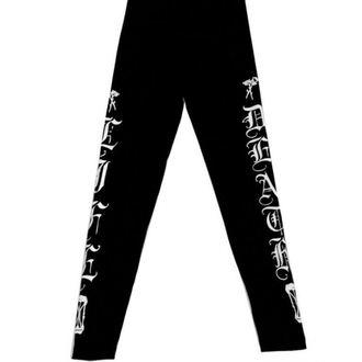 pantalon pour femmes (caleçons longs) CVLT NATION - Deuil Prayer - Noire, CVLT NATION