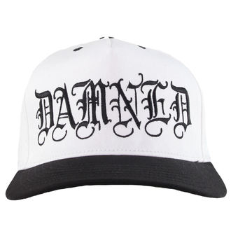 casquette CVLT NATION - Damned - Blanc / BLK, CVLT NATION