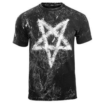 t-shirt hardcore pour hommes - PENTAGRAM - AMENOMEN, AMENOMEN