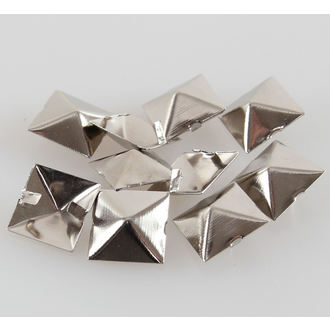 pyramides en métal - 10ks, BLACK & METAL