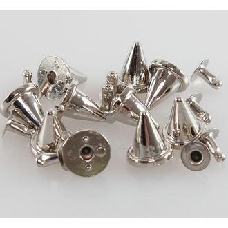 pointes en métal - 10ks, BLACK & METAL