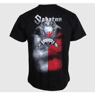 tee-shirt métal pour hommes Sabaton - Czech Republic - CARTON, CARTON, Sabaton