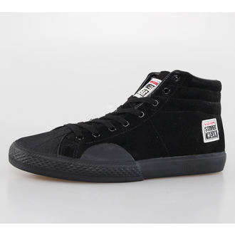 chaussures de tennis montantes pour hommes - Suede HI - VISION, VISION