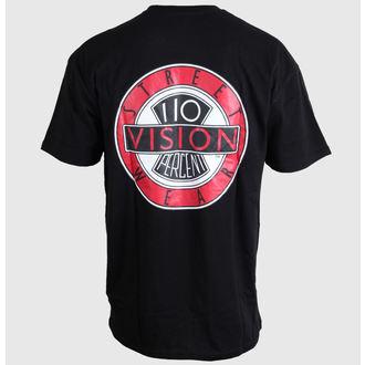 tee-shirt pour hommes VISION - Noire, VISION