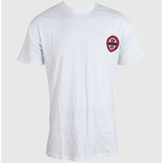 tee-shirt street pour hommes - White - VISION, VISION