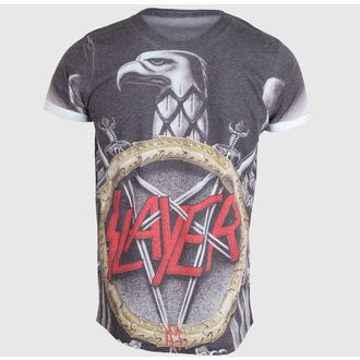 tee-shirt métal pour hommes Slayer - Silver Eagle - ROCK OFF, ROCK OFF, Slayer