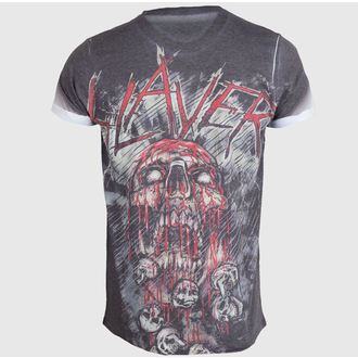 tee-shirt métal pour hommes Slayer - War Painted Blood - ROCK OFF, ROCK OFF, Slayer