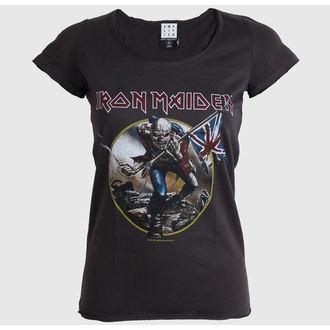 tee-shirt métal pour femmes Iron Maiden - - AMPLIFIED - ZAV601TRO