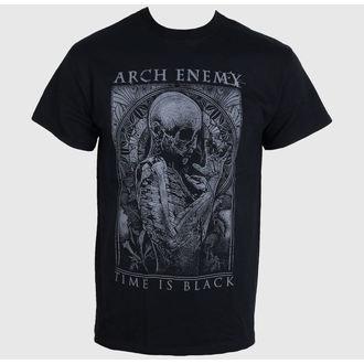 tee-shirt métal pour hommes Arch Enemy - Time Is Black - RAZAMATAZ, RAZAMATAZ, Arch Enemy