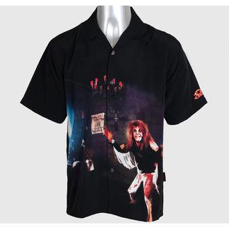 chemise Ozzy Osbourne - Noire, Ozzy Osbourne