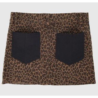 jupes pour femmes COL LECTIF - Brown, NNM