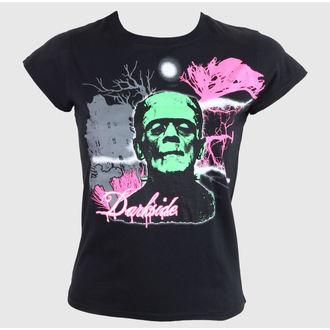 t-shirt pour femmes - Black - DARKSIDE, DARKSIDE