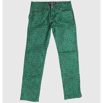 pantalon pour femmes COL LECTIF - Green