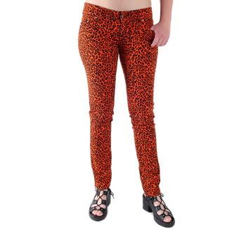 pantalon pour femmes 3RDAND56th - Leopard, 3RDAND56th