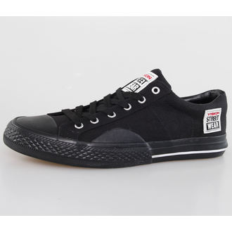 chaussures pour hommes VISION - Toiles LO - Noirs / noirs, VISION