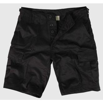 short pour hommes US BDU - Black, MMB