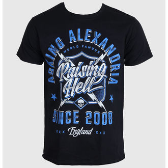 tee-shirt métal pour hommes Asking Alexandria - Raising Hell - PLASTIC HEAD, PLASTIC HEAD, Asking Alexandria