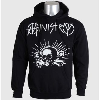 sweat-shirt pour hommes Ministère - Skull - Noire - ART WORX, ART WORX, Ministry