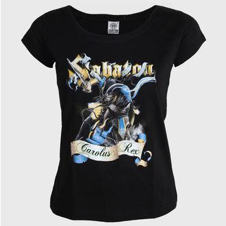 tee-shirt métal pour femmes Sabaton - - CARTON, CARTON, Sabaton