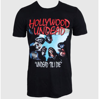 tee-shirt métal pour hommes Hollywood Undead - Til I Die - PLASTIC HEAD, PLASTIC HEAD, Hollywood Undead