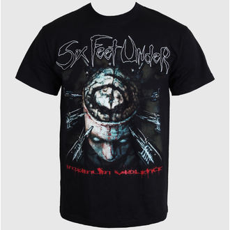 tee-shirt pour hommes Six Feet Under - Maximum Violence - ART WORX, ART WORX, Six Feet Under