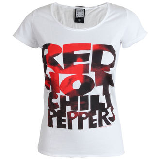 tee-shirt métal pour femmes Red Hot Chili Peppers - Type Face Fill - AMPLIFIED, AMPLIFIED, Red Hot Chili Peppers