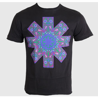 tee-shirt métal pour hommes Red Hot Chili Peppers - Aztec Face Asterik - AMPLIFIED, AMPLIFIED, Red Hot Chili Peppers