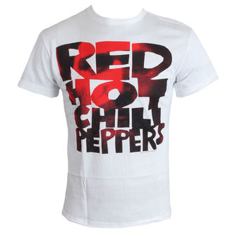 tee-shirt métal pour hommes Red Hot Chili Peppers - Type Face Fill - AMPLIFIED, AMPLIFIED, Red Hot Chili Peppers