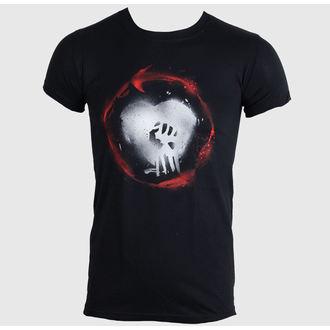 tee-shirt métal pour hommes Rise Against - Caution - PLASTIC HEAD, PLASTIC HEAD, Rise Against