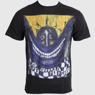 tee-shirt métal pour hommes Red Hot Chili Peppers - Big Smile - AMPLIFIED, AMPLIFIED, Red Hot Chili Peppers
