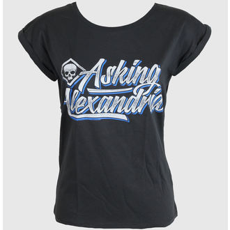 tee-shirt métal pour femmes Asking Alexandria - - PLASTIC HEAD, PLASTIC HEAD, Asking Alexandria