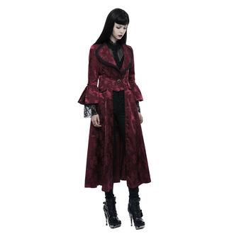 Manteau pour femme PUNK RAVE - Ruby Gothic, PUNK RAVE
