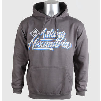 sweat-shirt avec capuche pour hommes Asking Alexandria - Script - PLASTIC HEAD, PLASTIC HEAD, Asking Alexandria