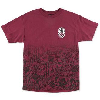 tee-shirt street pour hommes - Detonate - METAL MULISHA - BUR