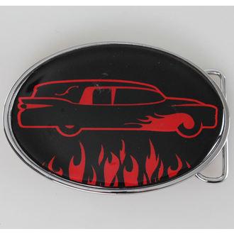 boucle SOURPUSS - Car - Noir / Rouge, SOURPUSS