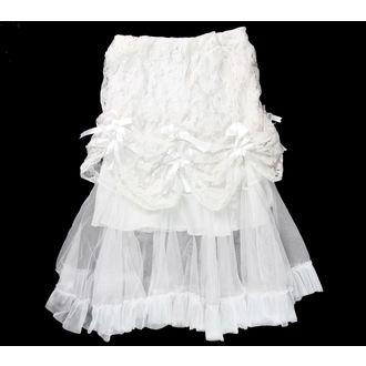 jupes pour femmes - Blanc