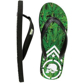 tongs pour hommes - Trees - METAL MULISHA, METAL MULISHA