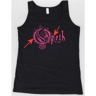 débardeur pour femmes Opeth - Orchid Logo - PLASTIC HEAD- ENDOMMAGÉ, PLASTIC HEAD, Opeth