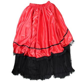 jupes pour femmes Buvs - Noir / Rouge, NNM