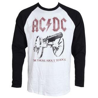 tee-shirt métal pour hommes AC-DC - Rock Canon - LIVE NATION, LIVE NATION, AC-DC