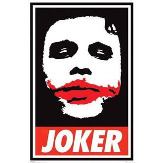 affiche Batman - The Dark Night - Obey The Joker - PYRAMID POSTERS, PYRAMID POSTERS