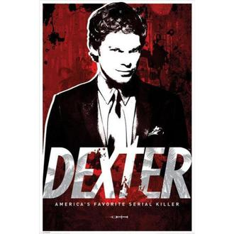 affiche Dexter - PYRAMID POSTERS, PYRAMID POSTERS