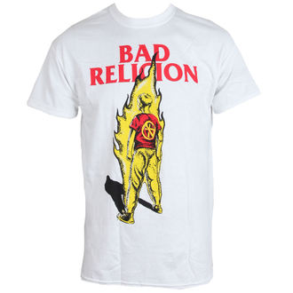 tee-shirt métal pour hommes Bad Religion - Flame - LIVE NATION, LIVE NATION, Bad Religion