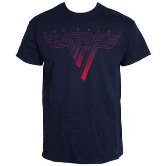 tee-shirt métal pour hommes Van Halen - Classic Logo - LIVE NATION, LIVE NATION, Van Halen