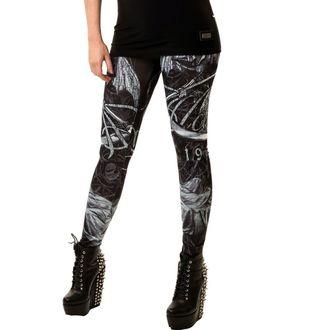pantalon pour femmes (caleçons) ALCHEMY BLACK - Death God, ALCHEMY BLACK